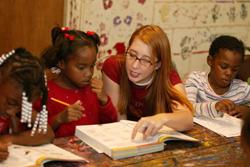 Teaching Volunteering