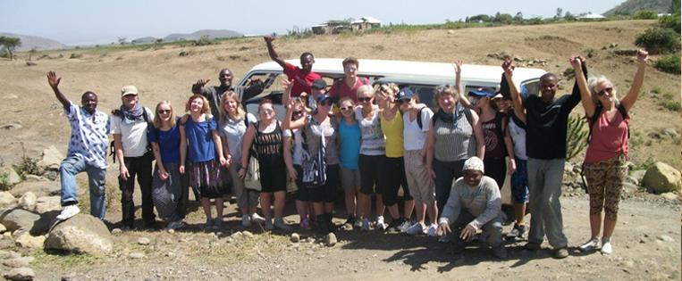 Baobab High School Volunteers