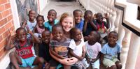 University Volunteer Orphanage